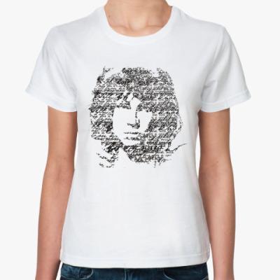 Классическая футболка Джим Моррисон
