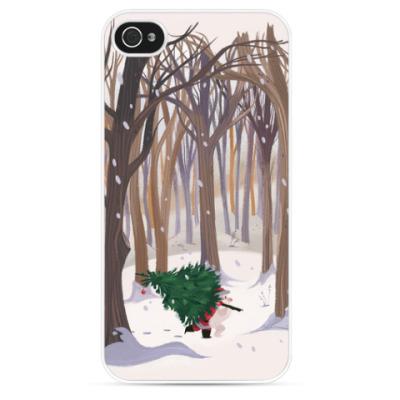 Чехол для iPhone 'Tree'
