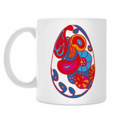 Кружка Декоративное яичко к Пасхе