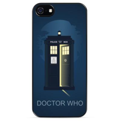 Чехол для iPhone Doctor Who