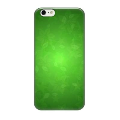 Чехол для iPhone 6/6s зеленая симфония