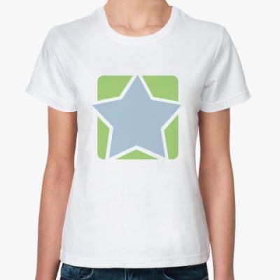 Классическая футболка GreyStar