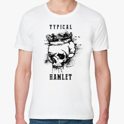 Футболка из органик-хлопка Typical Hamlet