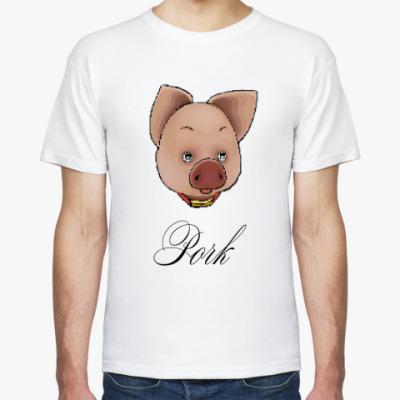 Футболка Pork