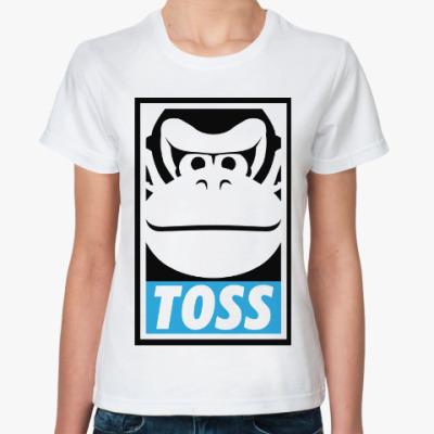 Классическая футболка Donkey Kong