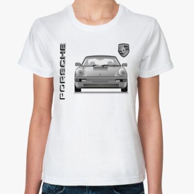 Классическая футболка Porsche