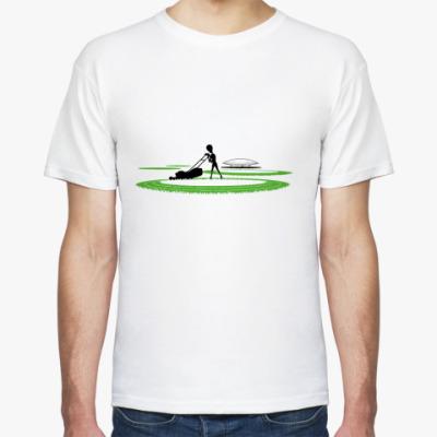 Футболка Круги на полях