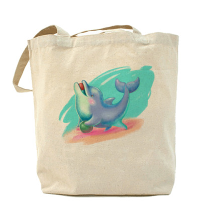 Сумка Дельфин - песик