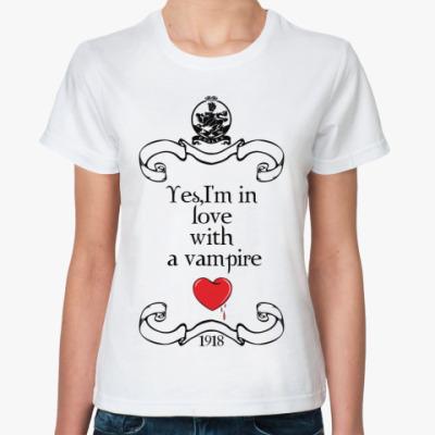 Классическая футболка Vamplove