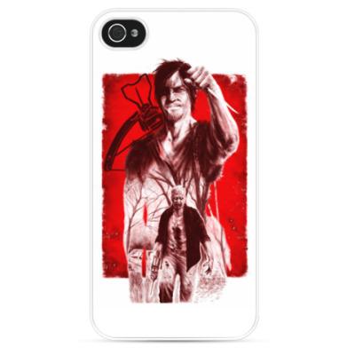 Чехол для iPhone Зомби