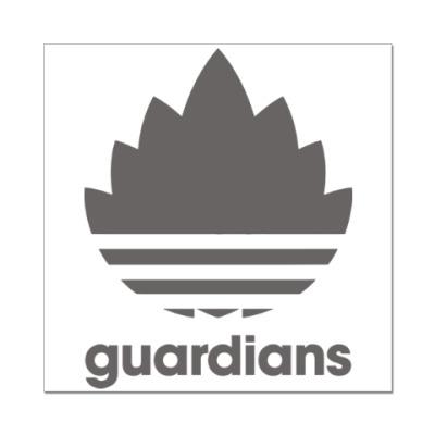 Наклейка (стикер) Guardians