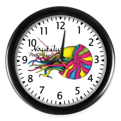 Настенные часы Nautilus