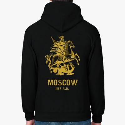 Толстовка худи Moscow