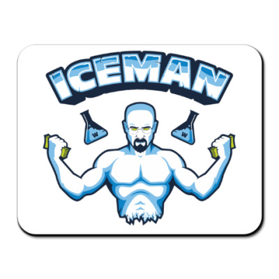 Коврик для мыши Iceman