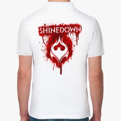 Рубашка поло Shinedown