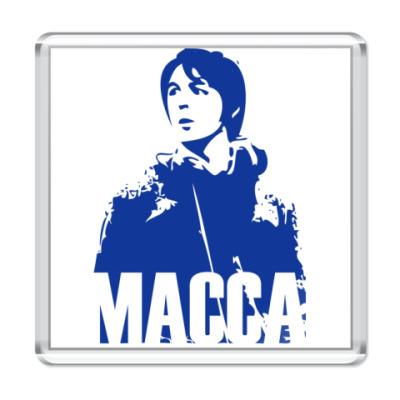 Магнит  The Beatles -Paul Macca