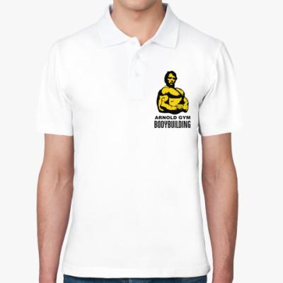 Рубашка поло Arnold - Bodybuilding