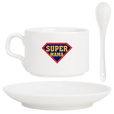 Кофейный набор Супер мама