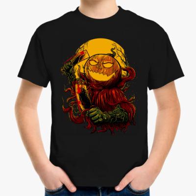 Детская футболка Pumpkin