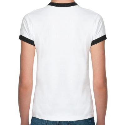 """Жен.футболка """"Мальчишка"""""""