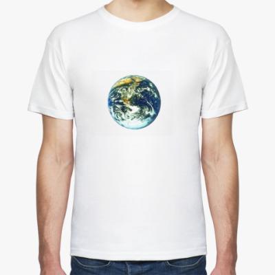 Футболка 3-я планета