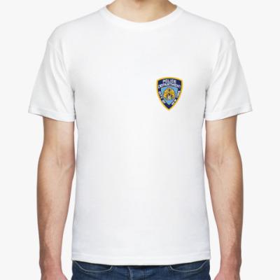 Футболка  NYPD