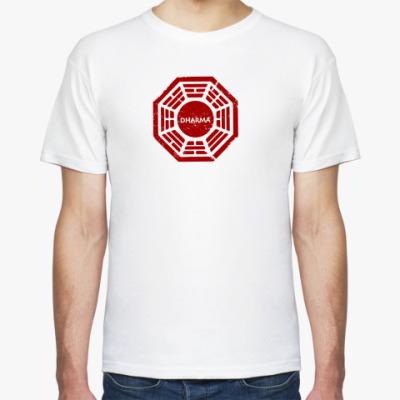 Футболка Dharma