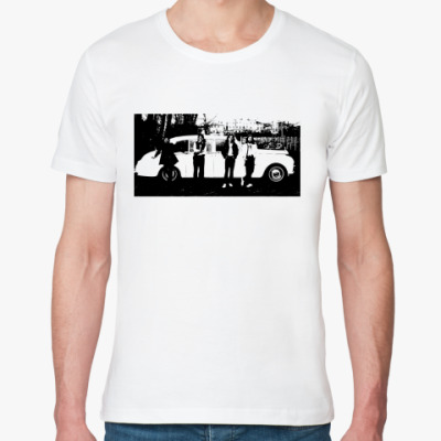 Футболка из органик-хлопка The Beatles