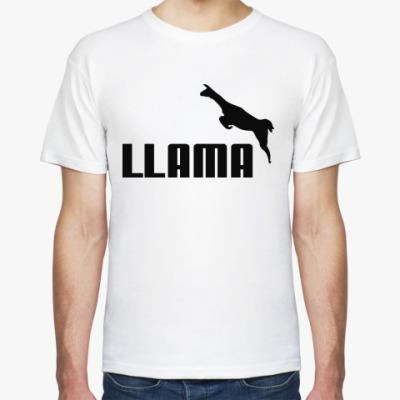 Футболка LLAMA