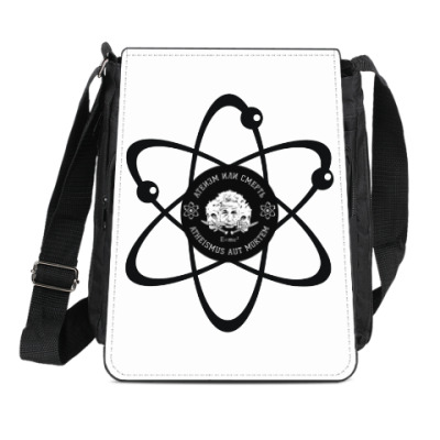 Сумка-планшет Атеизм или Cмерть Science!