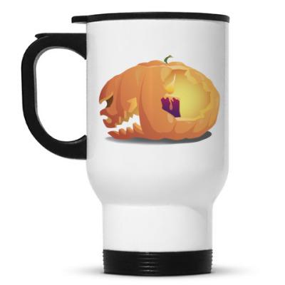 Кружка-термос Хэллоуин