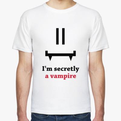 Футболка Secret vampire