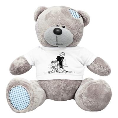 Плюшевый мишка Тедди Mr. Freeman 2