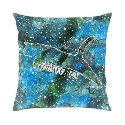 Подушка Галактический кот