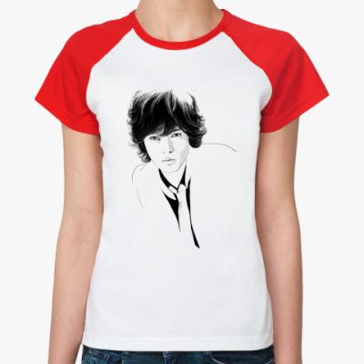 Женская футболка реглан   ЯмаПи
