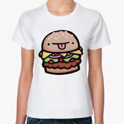 Классическая футболка Бургер
