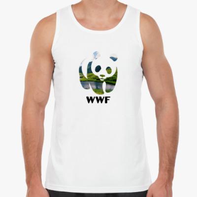Майка WWF. Панда. Природа