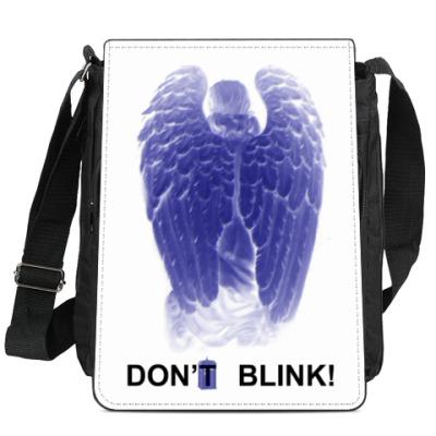 Сумка-планшет Don't blink!
