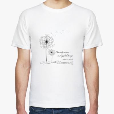"""Футболка  футболка """"Одуванчик"""""""