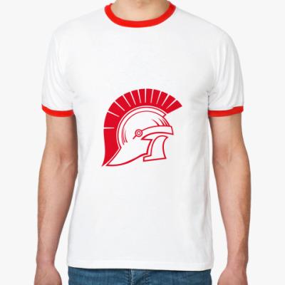 Футболка Ringer-T Trojans