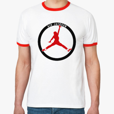 Футболка Ringer-T Air Jackson