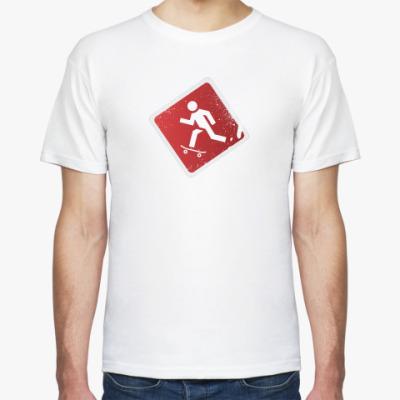 Футболка Skateman