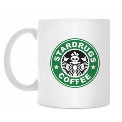 Кружка Stardrugs coffee