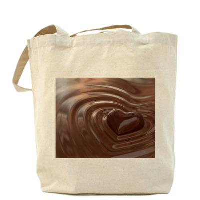 Сумка  'Шоколад'