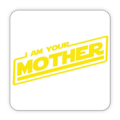 Костер (подставка под кружку) Я твоя мать