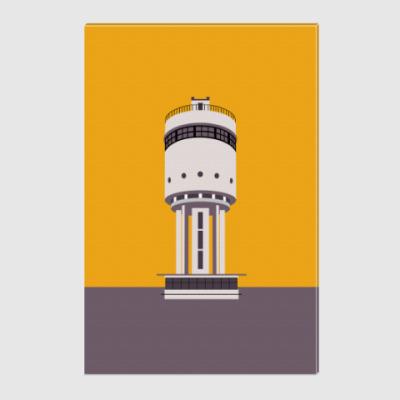 Холст WHITE TOWER