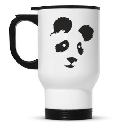 Кружка-термос Panda face