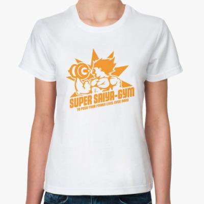 Классическая футболка Saiya gym