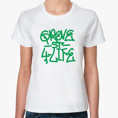 Классическая футболка Grove 4 Life