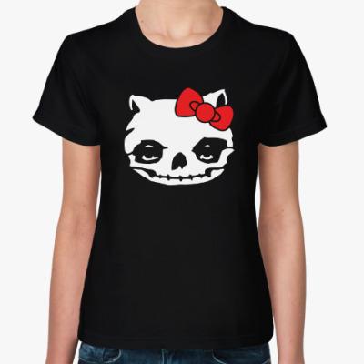 Женская футболка Hello Misfits
